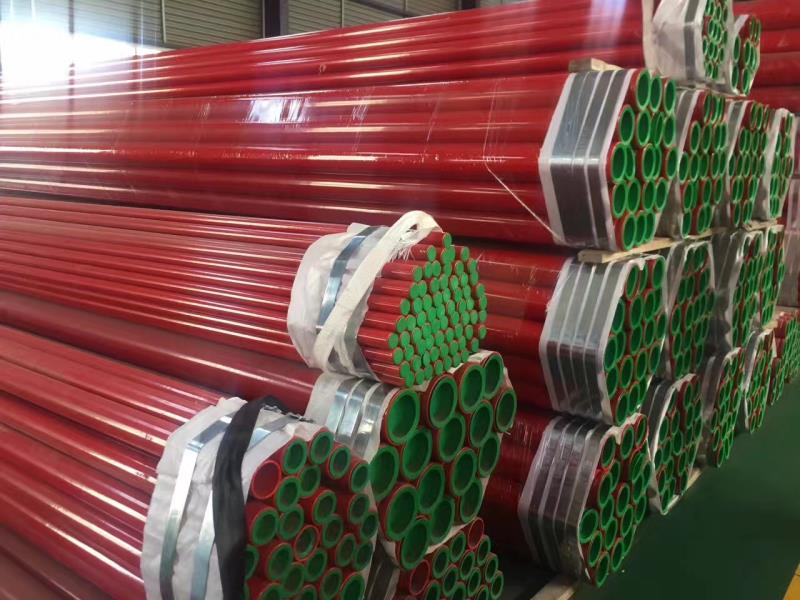 Fire Fighting Steel Pipe
